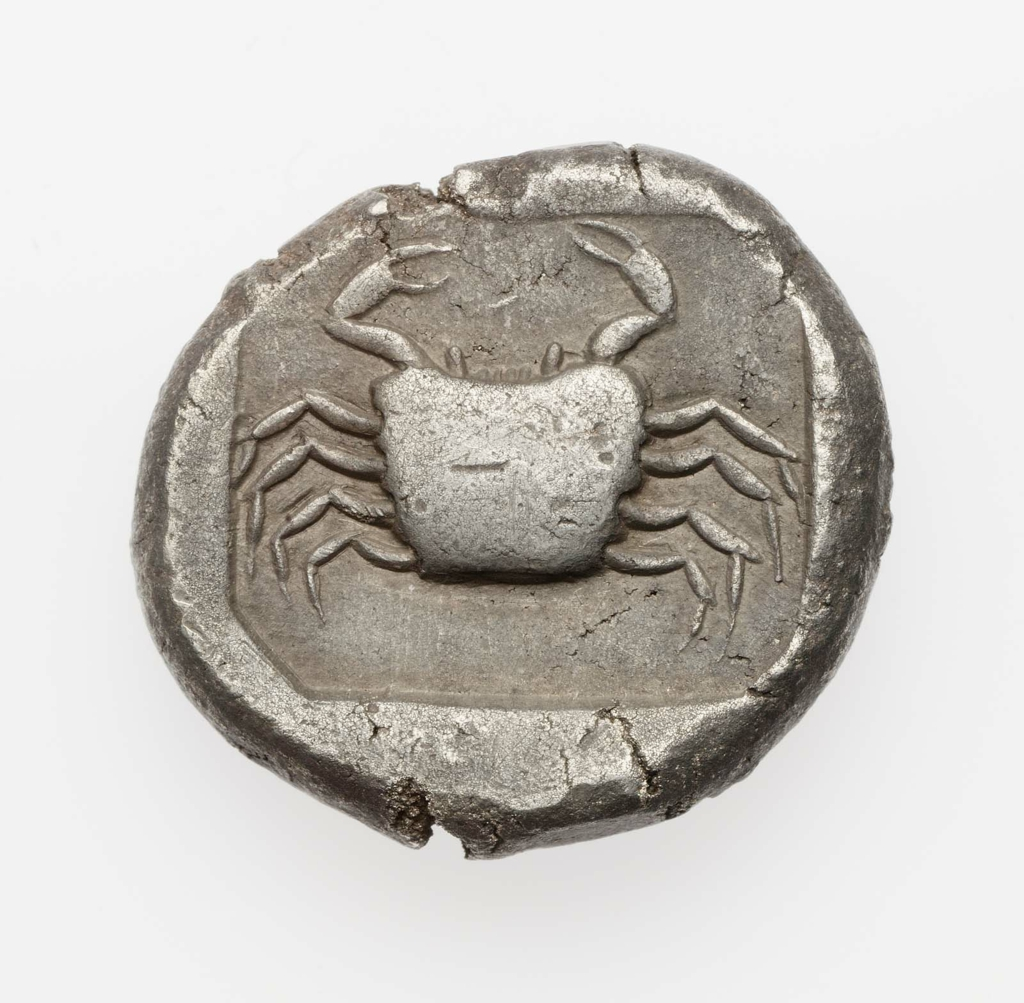 Stater of Lycia about 500–460 B.C.