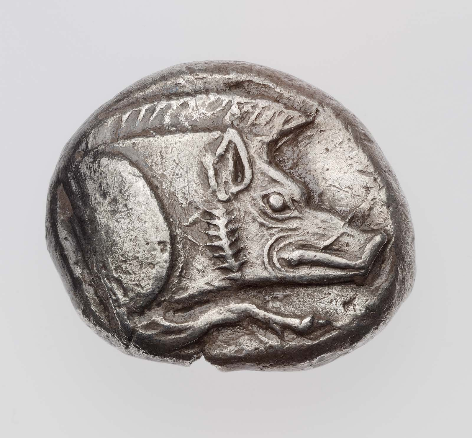Stater of Lycia about 520–480 B.C.