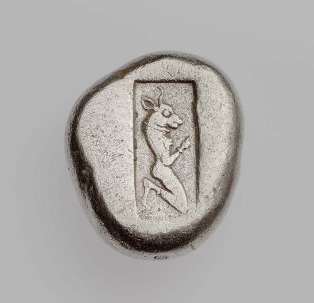 Stater of Colchis about 480 B.C.