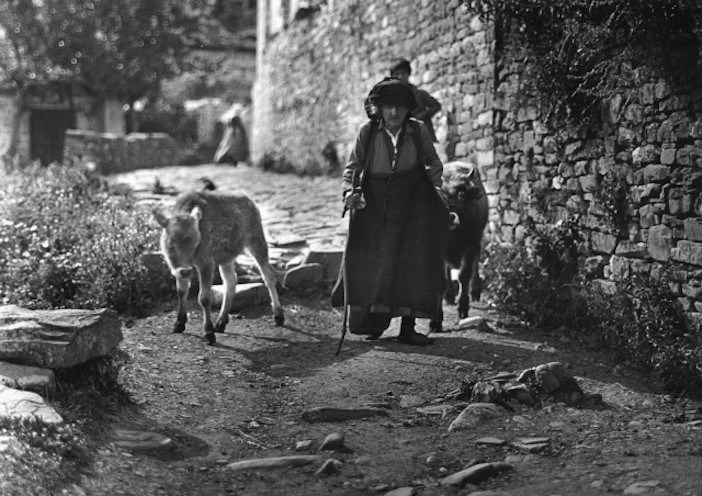 Village of Bagia, Zagori, 1913.