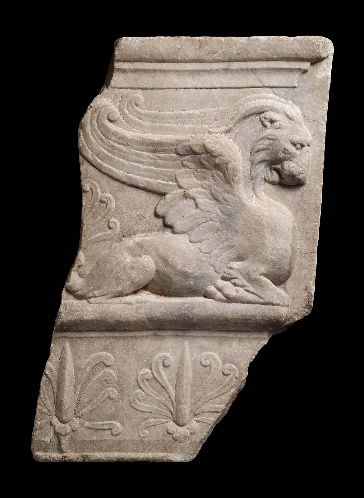 Pilaster capital Roman Imperial Period A.D. 14–
